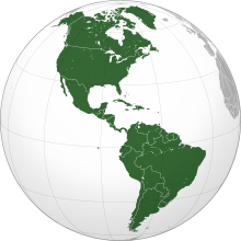 countries inAmerica Continent