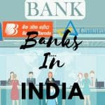 Banks In India | Nationaised Banks In India