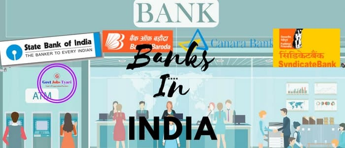 List of Banks In India 2018   Nationalised Banks In India 2018