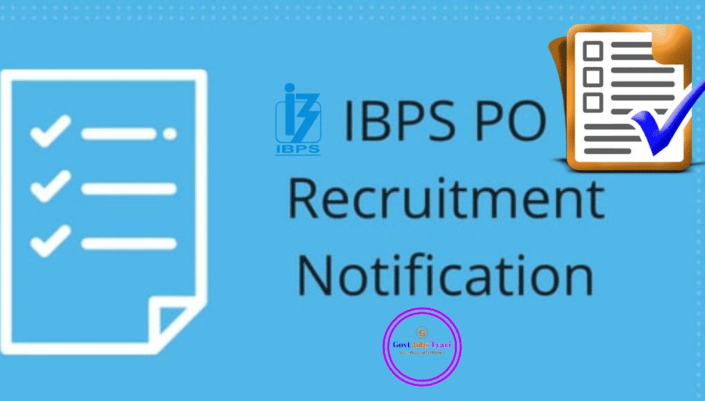IBPS PO 2019, IBPS PO