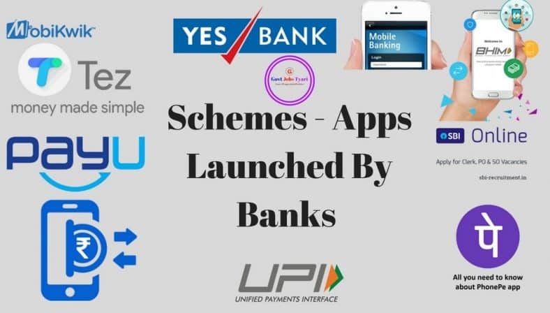 List Of Apps Launched By Government Of India-Modi Apps 2018 2019
