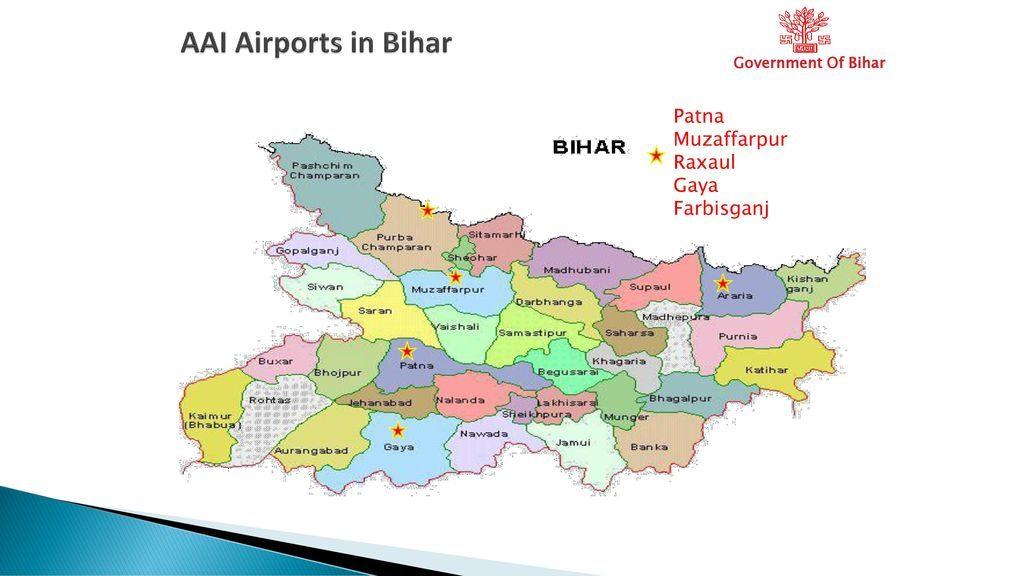 Airports in Bihar