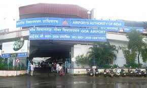 international Airports in GOA