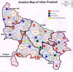 Airports in Uttar Pradesh