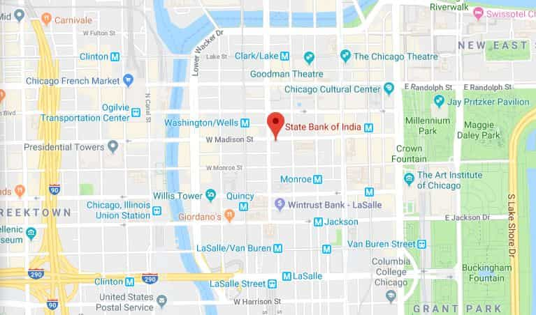 Indian Banks In Chicago