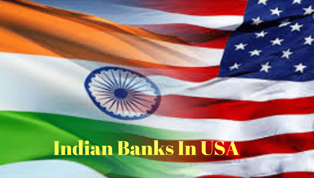 Indian Banks in USA   list Of Banks In Usa