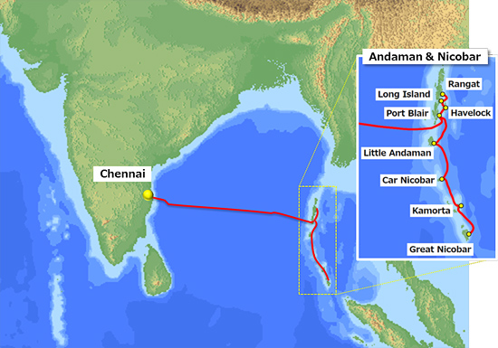 International Airports in Andaman Nicobar