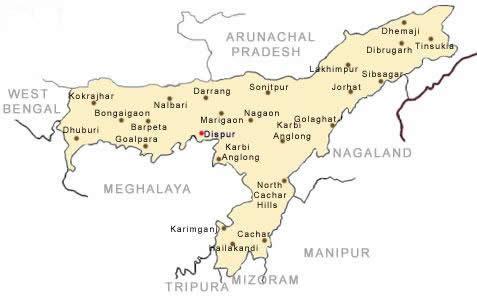 International Airports in Assam