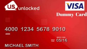 Valid Credit Card Numbers For Online Shopping