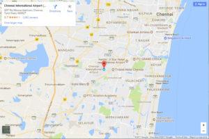 airports in tamilnadu