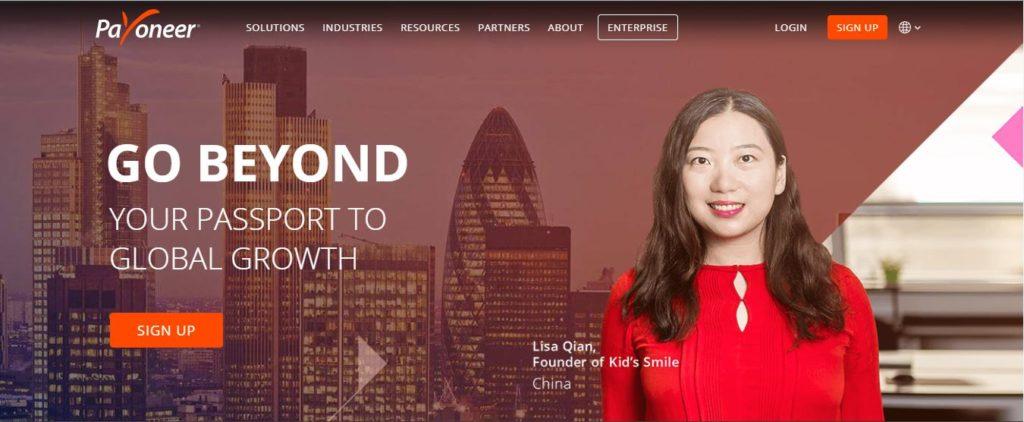 How to genrate Payoneer Virtual Credit Card