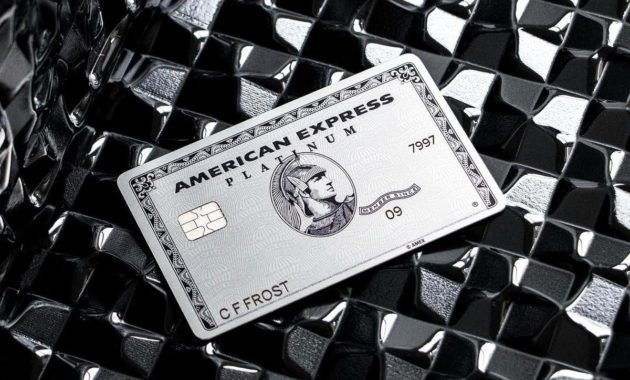 American Express Credit Cards Format 2019